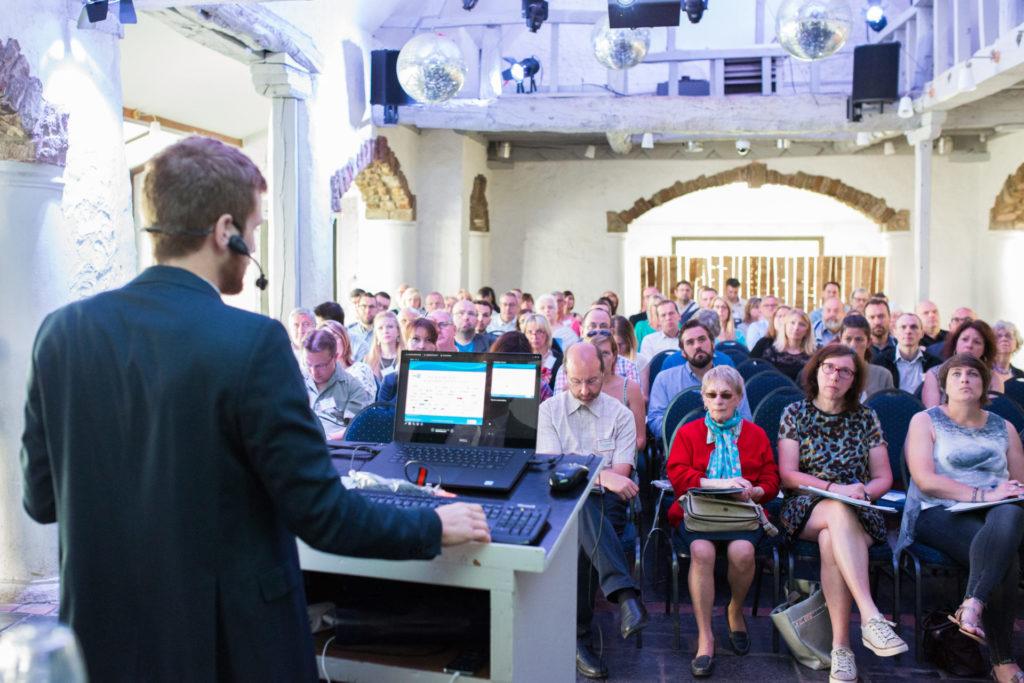 Conférence grande salle Balthazar