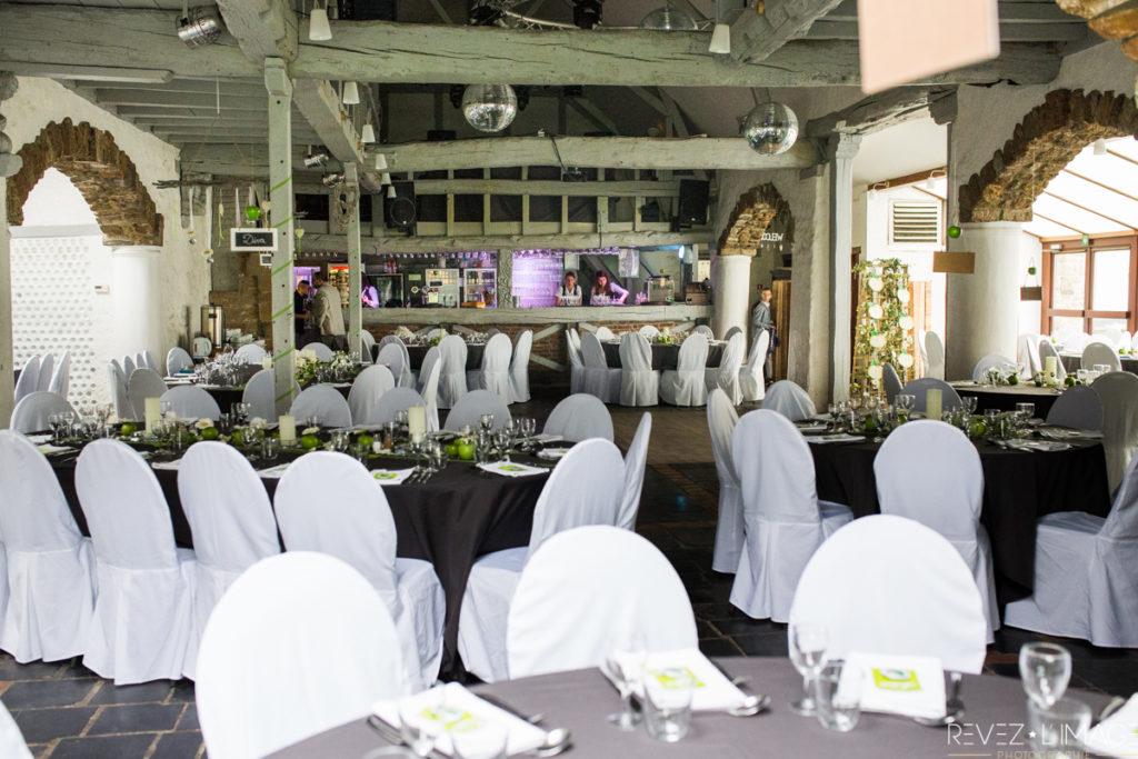 Grande salle Balthazar mariage
