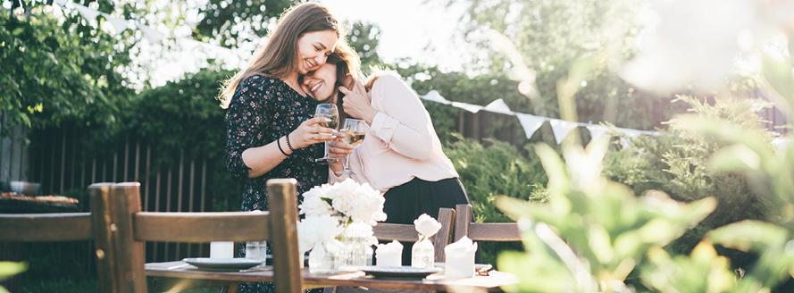 Plats à emporter à l'occasion de la fête des mères
